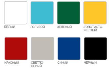 Текс НЦ 132 цвета