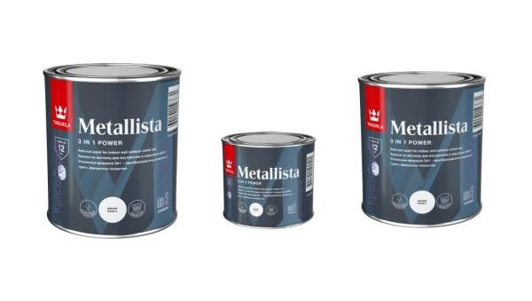 Новый дизайн Тиккурила Металлиста