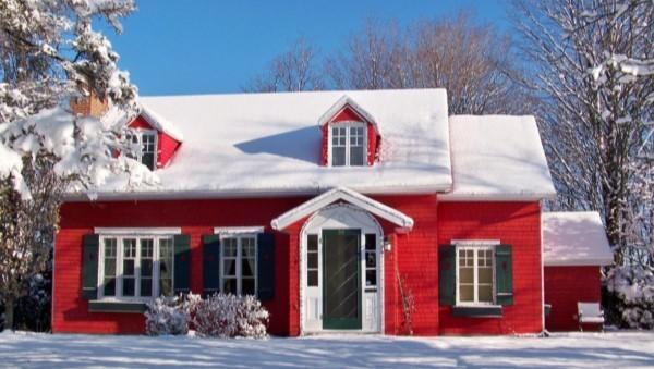 Чем и как покрасить фасад зимой в мороз?!