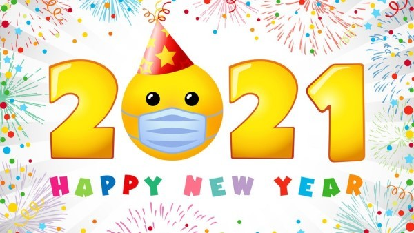 С Новым 2021 годом!!!