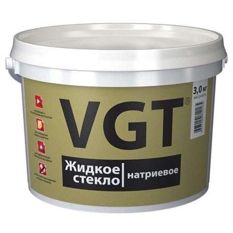 Стекло жидкое натриевое VGT / ВГТ