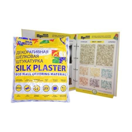 Жидкие обои Silk Plaster Вест / Силк Пластер