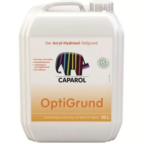 Грунтовочное средство Caparol Opti Grund / Капарол Опти Грунт