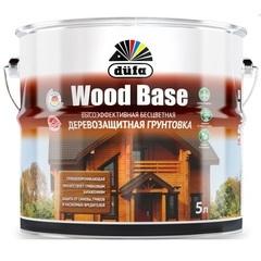Грунтовка деревозащитная Dufa Wood Base / Дюфа Вуд Бейс