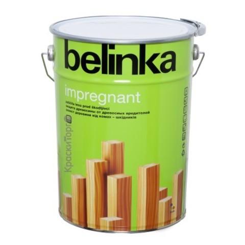 Грунтовка-антисептик на водной основе Belinka Impregnant / Белинка Импрегнант
