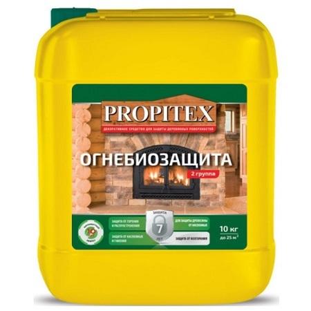 Огнебиозащита со 2 группой Propitex / Пропитекс