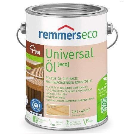 Масло для древесины Remmers Universal-Öl Eco / Реммерс Универсал Ойл Эко