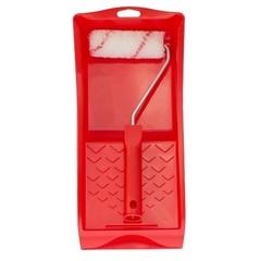 Набор мини валик с ручкой, ванночка Color Expert Profi / Колор Эксперт полиэстер 86984002