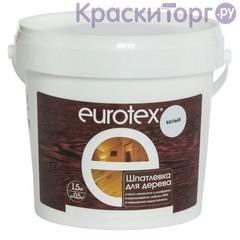Шпатлевка акриловая для дерева Eurotex / Евротекс