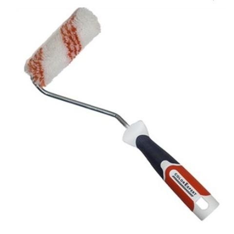 Мини валик с ручкой для водных красок Color Expert Profi / Колор Эксперт 86422902 полиамид