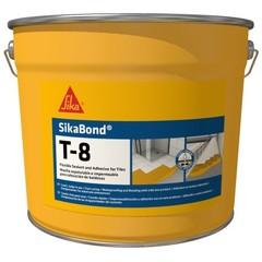 Клей-гидроизоляция для плитки Sika SikaBond T8 / Зика Зикабонд Т8