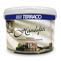 Декоративная штукатурка Terraco Handytex / Террако Хэндитекс