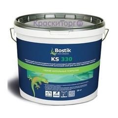 Клей для напольных покрытий Bostik KS330 / Бостик KS330