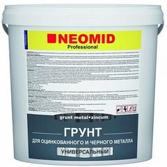 Грунт для оцинкованного и черного металла Neomid Grunt Metal+Zincum / Неомид