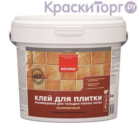 Клей для плитки Neomid / Неомид