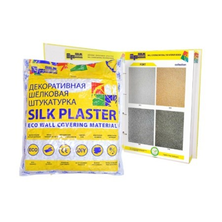 Жидкие обои Silk Plaster Форт / Силк Пластер
