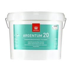 Краска гигиеническая антимикробная Tikkurila Argentum 20 / Тиккурила Аргентум 20