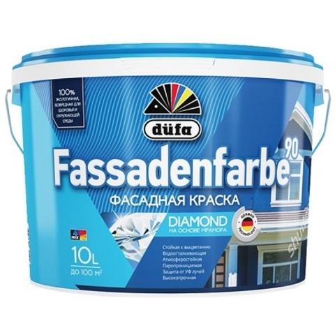 Краска фасадная Dufa Fassadenfarbe RD90 / Дюфа Фассаденфарбе