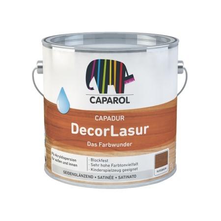 Полиуретановая лазурь для древесины Caparol Capadur DecorLazur / Капарол ДекорЛазурь