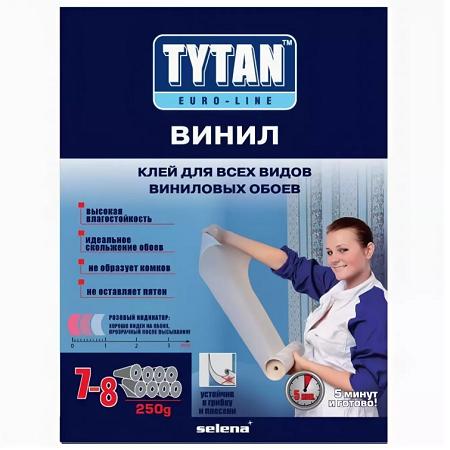 Клей для виниловых обоев Tytan Euro-Line / Титан