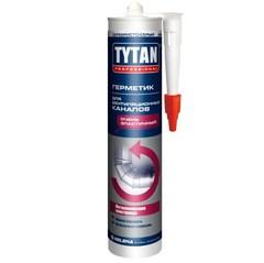 Герметик акриловый для вентиляционных каналов Tytan Professional / Титан Профессионал