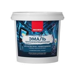 Эмаль теплоизоляционная Neomid / Неомид