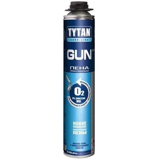 Пена монтажная профессиональная Tytan Euro-line STD / Титан Евролайн