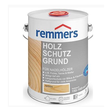 Грунтовка для древесины Remmers Holzschutz Grund / Реммерс Хольцшутц