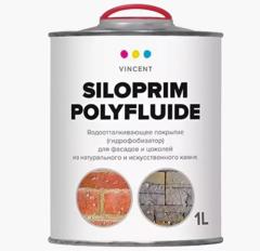 Гидроизоляция пропиточная Vincent Siloprim Polyfluide / Винсент Силоприм Полифлюид