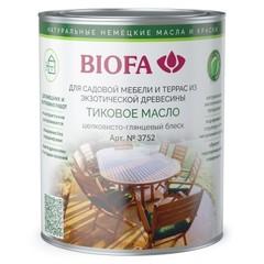 Масло тиковое Biofa 3752 / Биофа