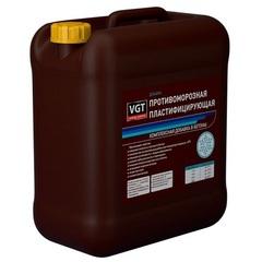 Добавка пластифицирующая, противоморозная VGT / ВГТ