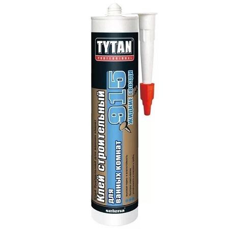 Клей строительный для ванных комнат Tytan Professional №915 / Титан