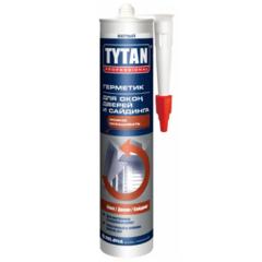 Герметик силиконакриловый для окон, дверей и сайдинга Tytan Professional / Титан