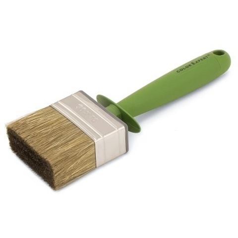Кисть макловица для пропиток и антисептиков по дереву Color Expert Profi \ Колор Эксперт