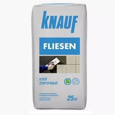 Клей для плитки Knauf Fliesen / Кнауф Флизен