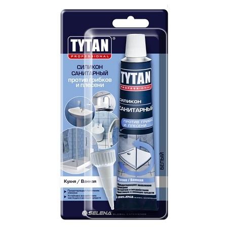 Герметик санитарный силиконовый Tytan Professional / Титан Профессионал