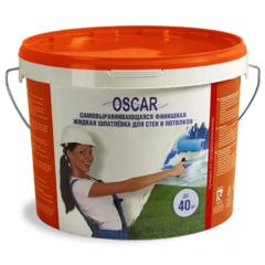 Шпатлевка самовыравнивающая Oscar / Оскар