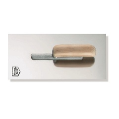 Кельма нержавеющая сталь Color Expert / Колор Эксперт деревянная ручка
