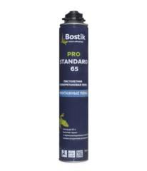 Пена монтажная пистолетная Bostik Standart 65 / Бостик Стандарт