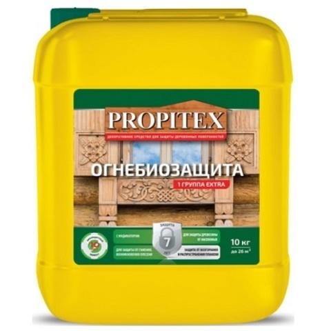 Огнебиозащита с 1 группой Propitex Extra / Пропитекс Экстра