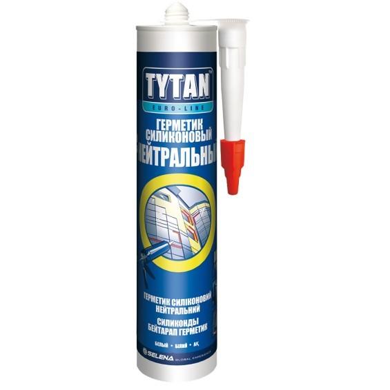 Герметик силиконовый нейтральный Tytan Professional / Титан Профессонал