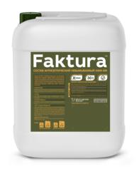 Состав защитный для древесины Faktura ХМФ-БФ / Фактура