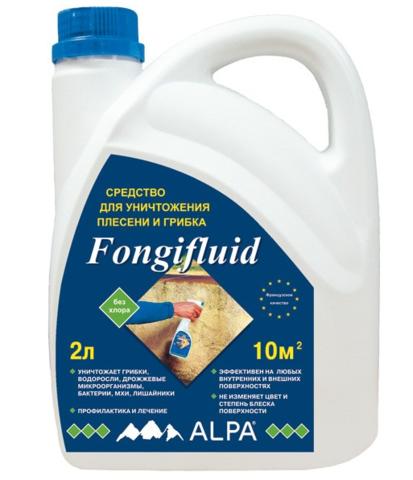 Средство от плесени и грибка Alpa Fongifluid / Альпа Фонгифлюид