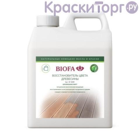 Восстановитель цвета древесины Biofa 2089 / Биофа
