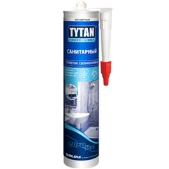 Герметик силиконовый, санитарный Tytan Euro-Line / Титан