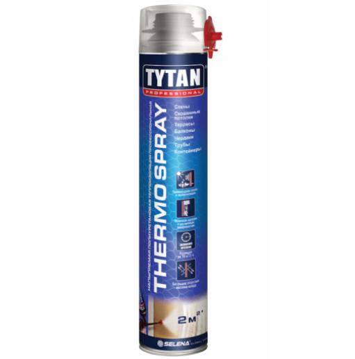 Напыляемая теплоизоляция Tytan Professional Thermospray / Титан Профессионал