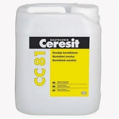 Добавка модифицирующая для бетона и цементных растворов Ceresit CC 81 / Церезит