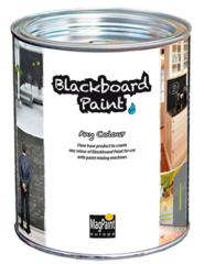 Грифельная краска под колеровку Magpaint Blackboardpaint / Магпейнт