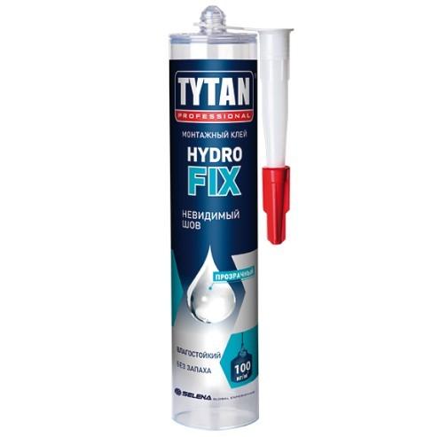 Клей монтажный Tytan Professional Hydro Fix / Титан Гидро Фикс
