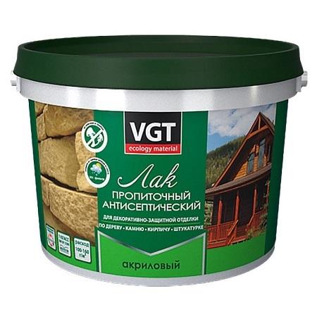 Лак пропиточный антисептический VGT / ВГТ